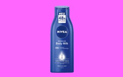 NIVEA Reichhaltige Bodymilk