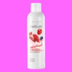 AVON naturals sensational Wild Berries & Pomegranate yoghurt body cleanser