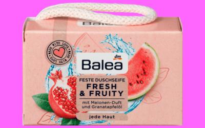Balea Feste Duschseife Fresh & Fruity