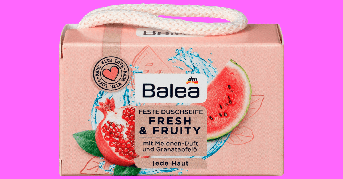 baleafesteduschseifefreshfruity