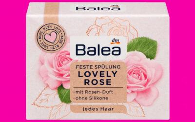 Balea Feste Spülung Lovely Rose