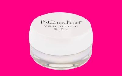 INC.redible YOU GLOW GIRL _cosmic blur irisdescent jelly