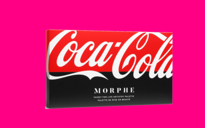 Coca Cola x Morphe Thirst for Life Artistry Palette