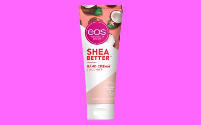 eos SHEA BETTER Hand Cream Coconut
