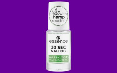 essence 10 SEC Nail Oil