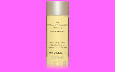 RITUALS The Ritual of Namaste Micellar Water