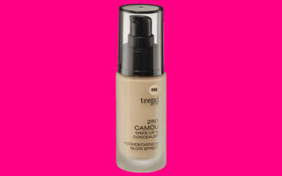trend IT UP 2in1 Camou Make-up & Concealer 006