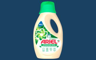 Ariel Universal+ Strahlend Rein Vollwaschmittel Pflanzenbasiert