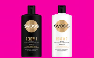 syoss Renew 7 Shampoo & Conditioner