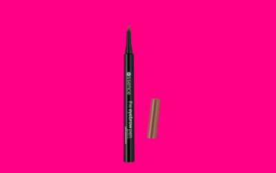 essence the eyebrow pen 04 dark brown