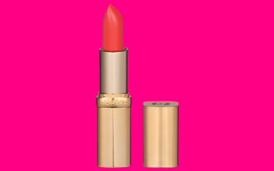 L'Oréal Paris ColorRiche Satin Lipstick French Made 118