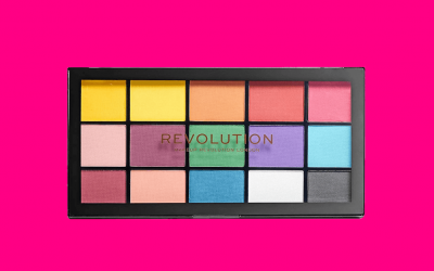 Makeup Revolution Reloaded Marvellous Mattes Eyeshadow Palette