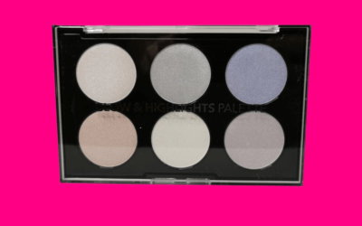 Your Make-Up Collection Glow & Highlighter Palette