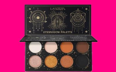 LASplash Cosmetics Magic Eyeshadow Palette