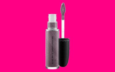 MAC Retro Matte Liquid Lipcolour Silver Spoon