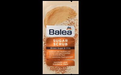 Balea Sugar Scrub Brown Sugar & Chia