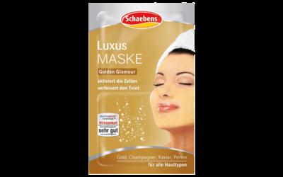 Schaebens Luxusmaske Golden Glamour