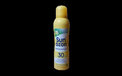 sunozon Sonnenschaum LSF 30